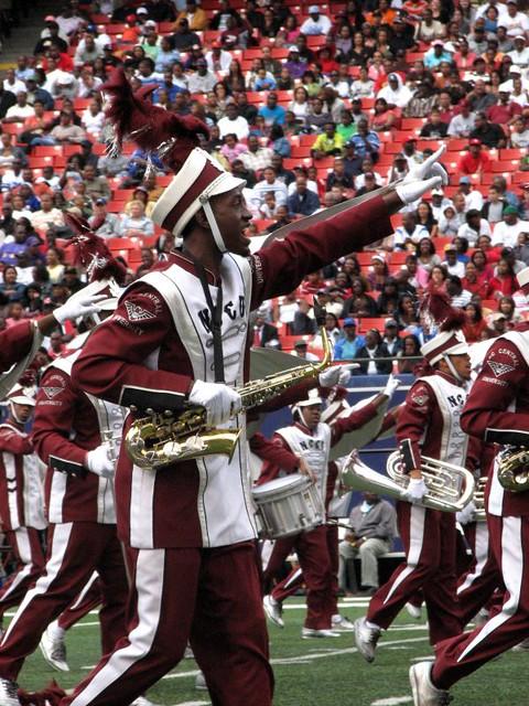 North Carolina Central University Marching Band | Kevin ...