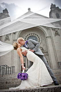 St. Paul Cathedral with Cathedral veil  - by Matt | by Camelot Photography Minnesota
