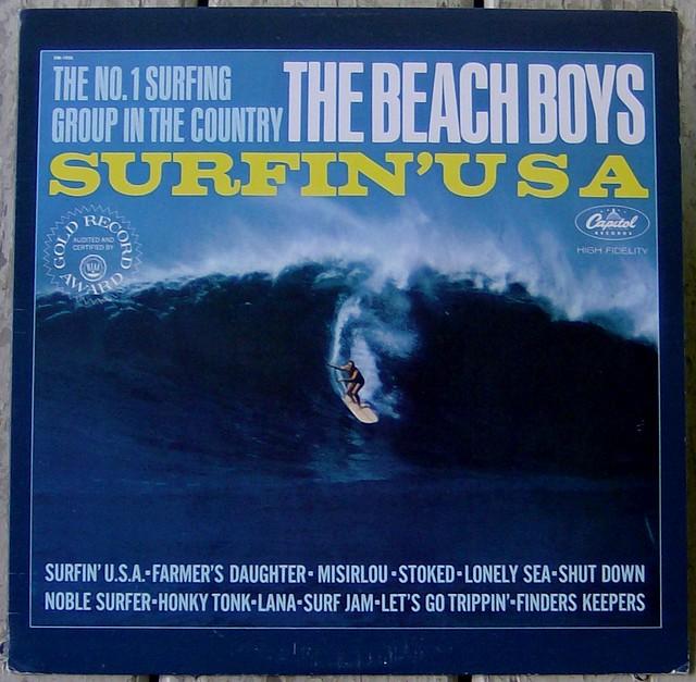 The Beach Boys Surfin Usa Artist The Beach Boys