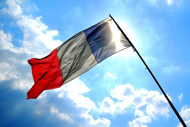 Drapeau Français / French Flag