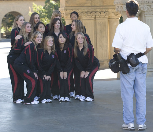 Stanford's Synchronized Swim Team | by Robert Scoble