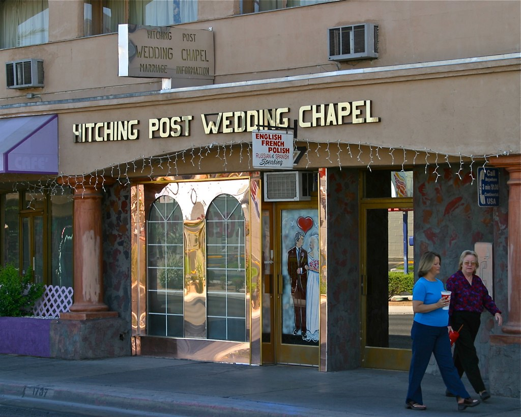 Hitching Post Wedding Chapel Las Vegas Nv Get Married