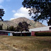 Entrance to Mountain Valley School