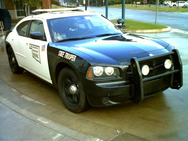 Oklahoma Highway Patrol Cruiser Okalhoma Highway Patrol