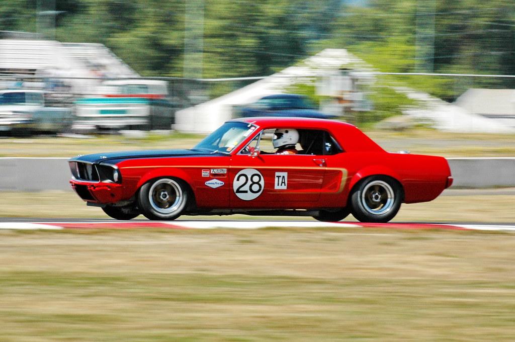 1968 Trans Am Mustang Nick Devitis 1968 Mustang