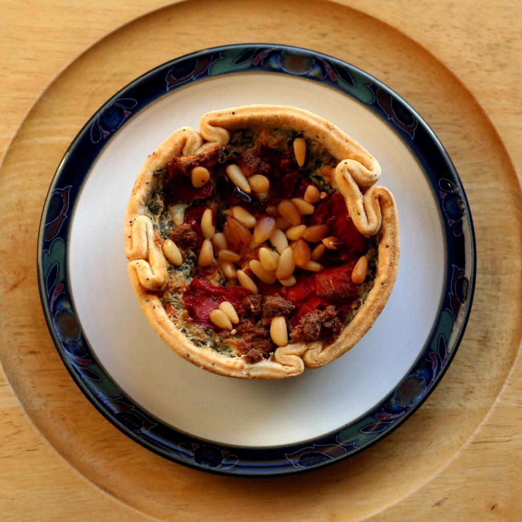 Higgidy Pie | Spinach, Feta & Toasted Pine Nut Pie - Jim's s ...