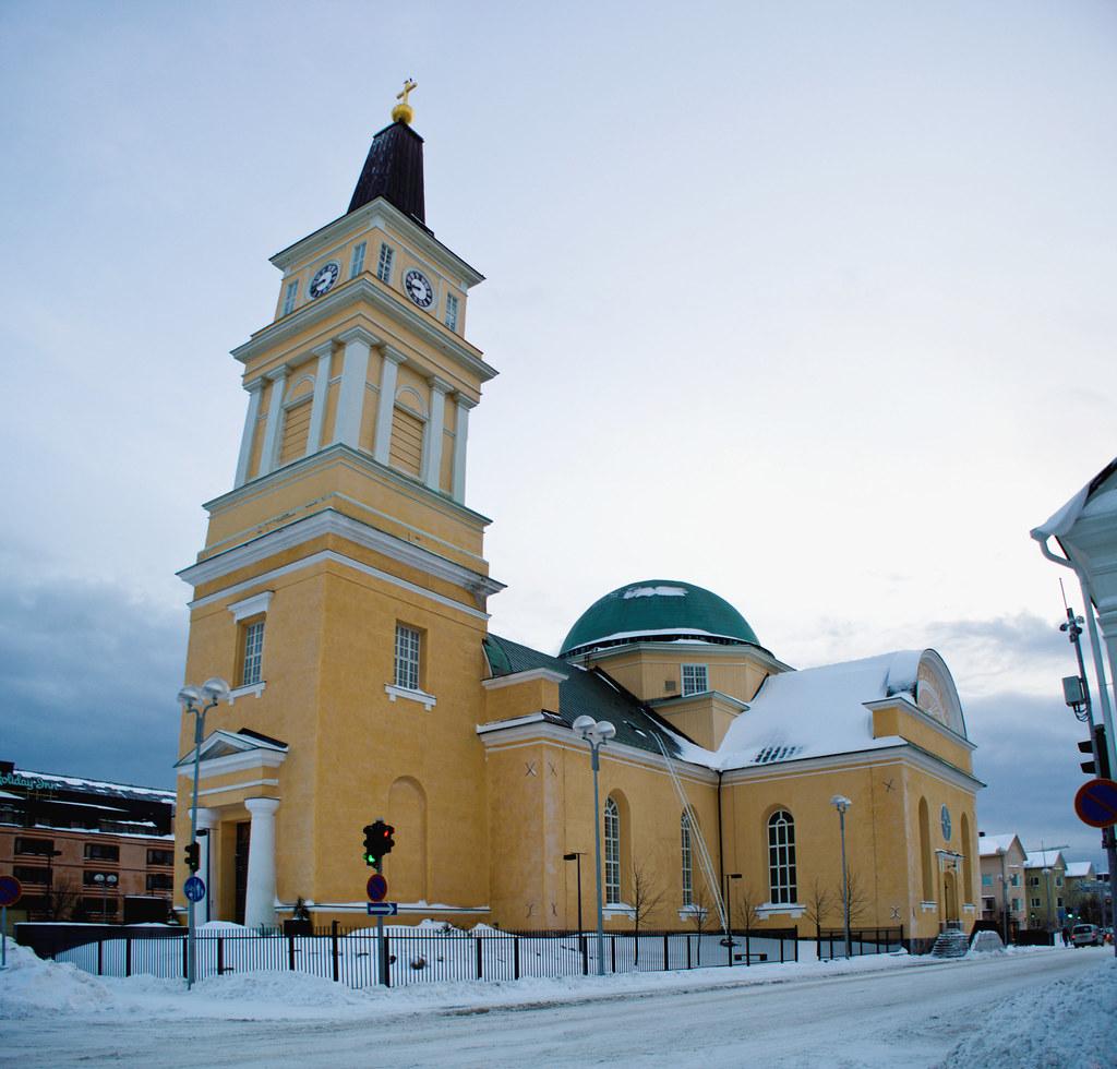 Oulu Tuomiokirkko