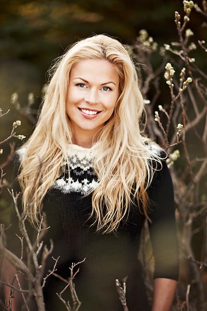 Самые красивые исландки красота