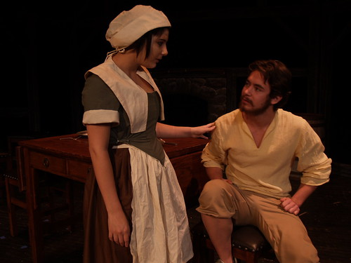 the crucible essays on john proctor and abigail Elizabeth proctor and abigail 2009 -crucible essay- the also in the text a woman named abigail williams loves a man named john proctor.