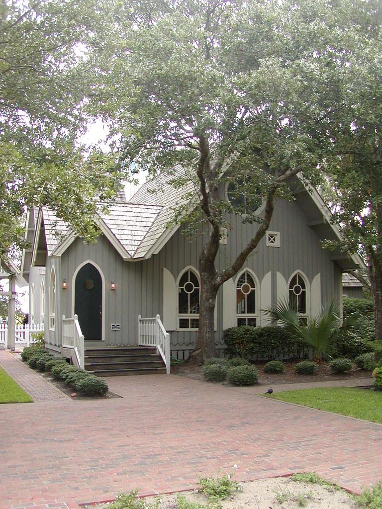 Bald Head Island Village Chapel