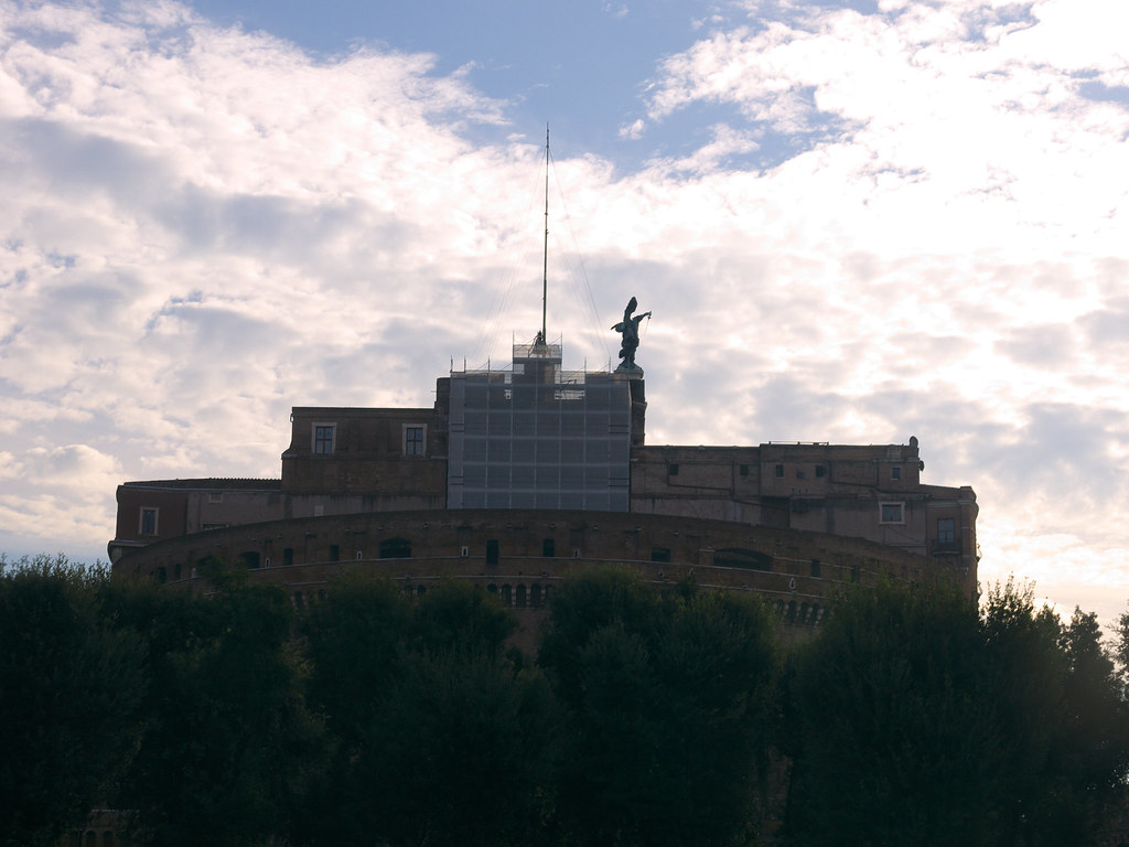 Image Result For Castel Antangelo Rome