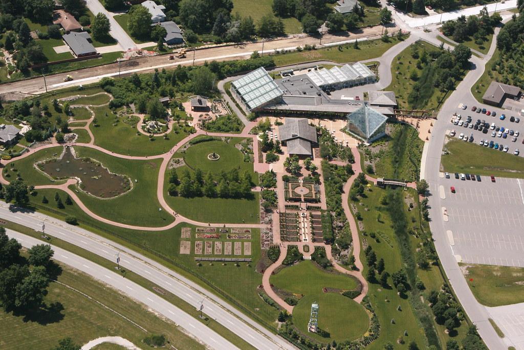 Iowa >> Reiman Gardens in Ames, Iowa | This is Reiman Gardens in Ame… | Flickr