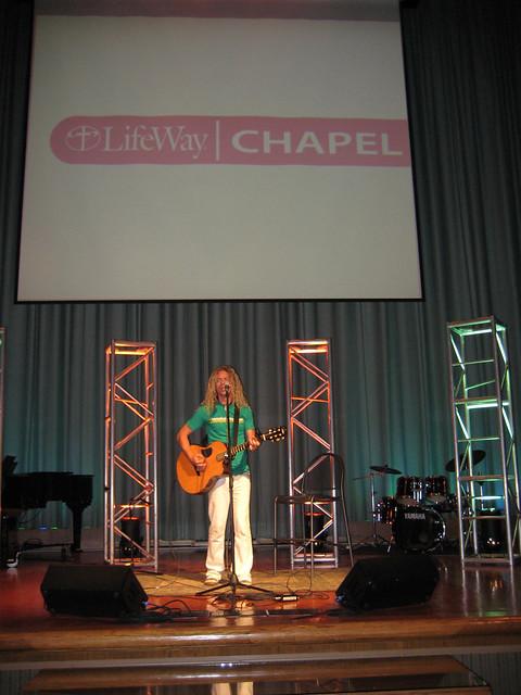 Phil Joel At Lifeway Phil Joel Led Worship For One Of