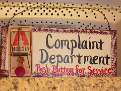 Local Complaint Dept. | by alasam