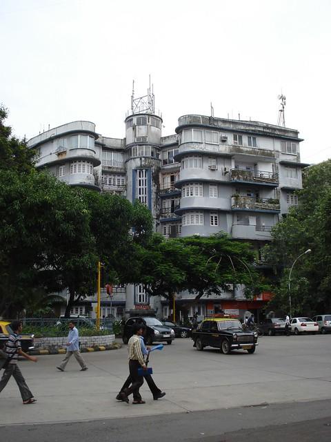 Art Deco in Mumbai, India