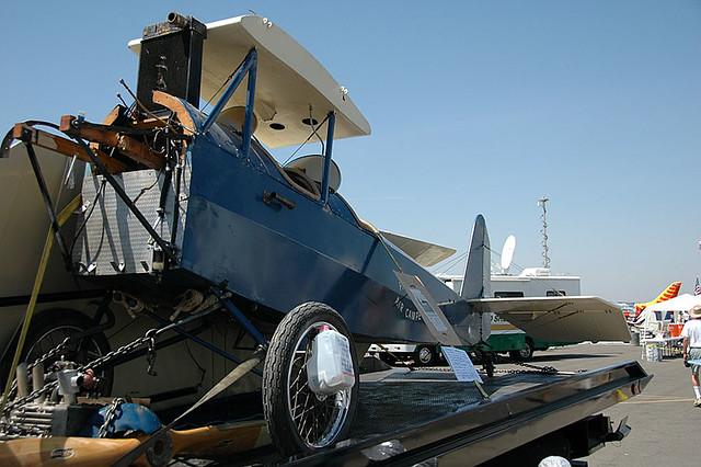 "Build A Ford >> Pietenpol Air Camper After Crash | ""The Pietenpol Air Camper… | Flickr"