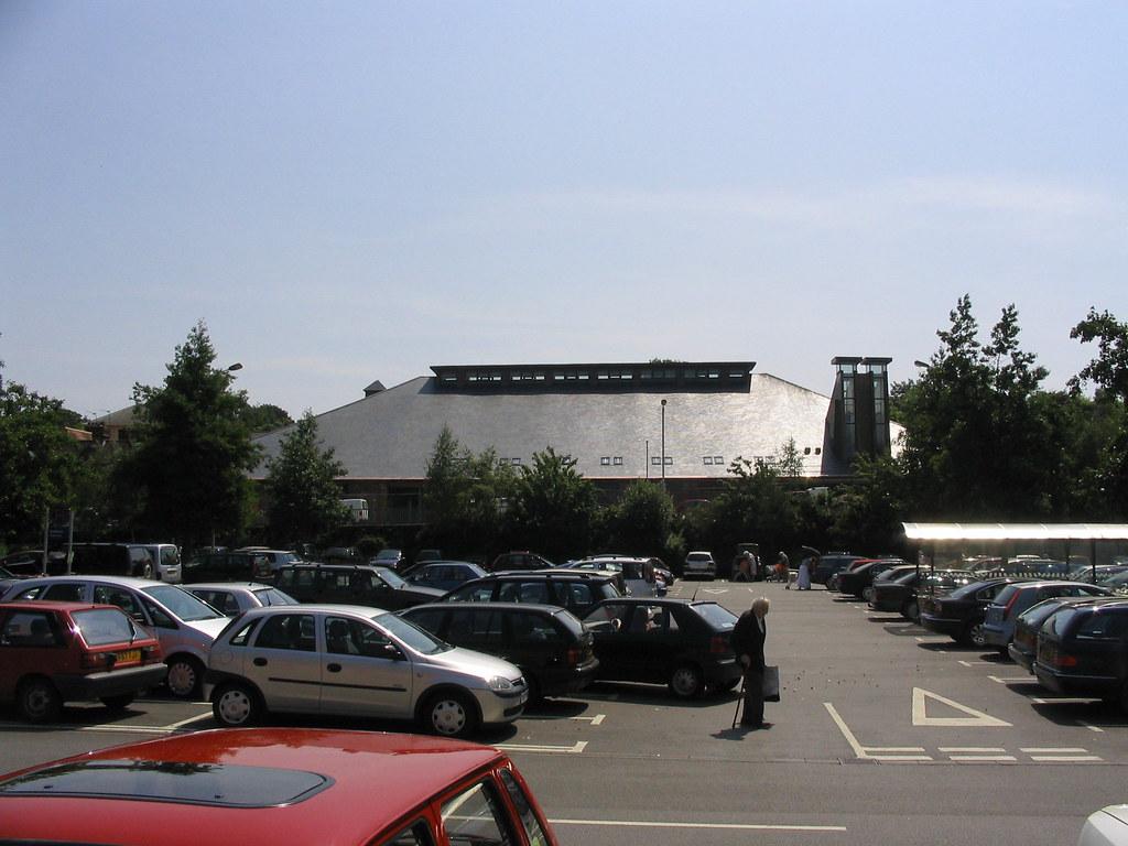 Sainsbury Car Park York