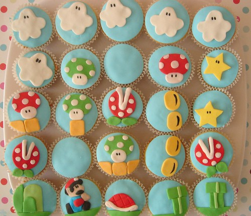 super mario cupcakes 0862 | by hello naomi
