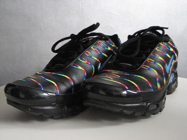 Air Nike Tn Shoes Vert Caci