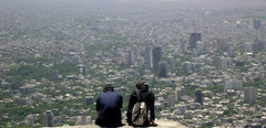 Love on Tehran`s Roof by Mohammadali