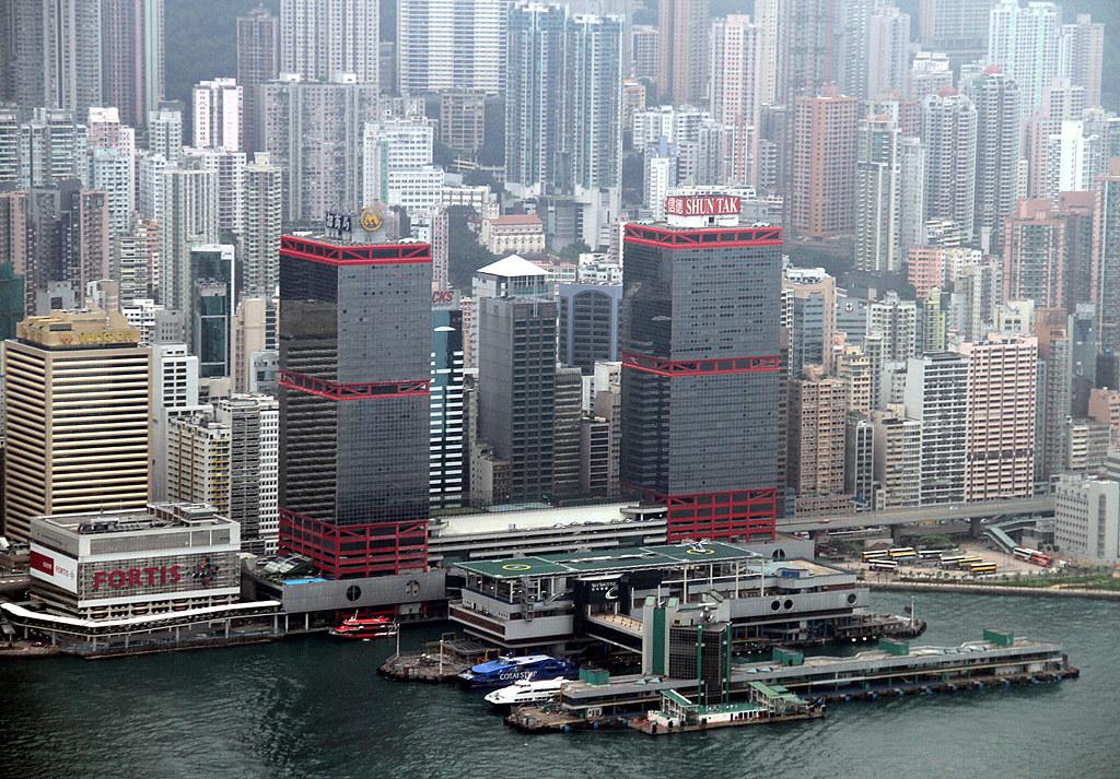 Macau Hong Kong Island Ferry