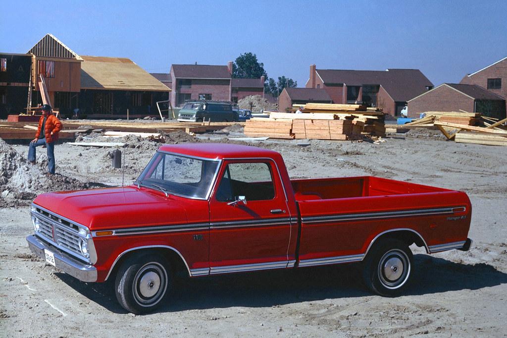 Ford F 150 Ranger Xlt Pickup 1973 75 Klintan77 Flickr