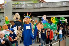 Anti-G8 Demonstrations (03) - 03Jun07, Rostock (Germany)