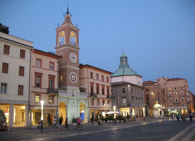 Piazza Tre Martiri - Rimini (RN)