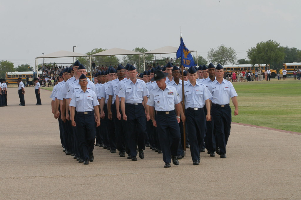Lackland Afb Graduation Parade Buy Prints Or Schedule