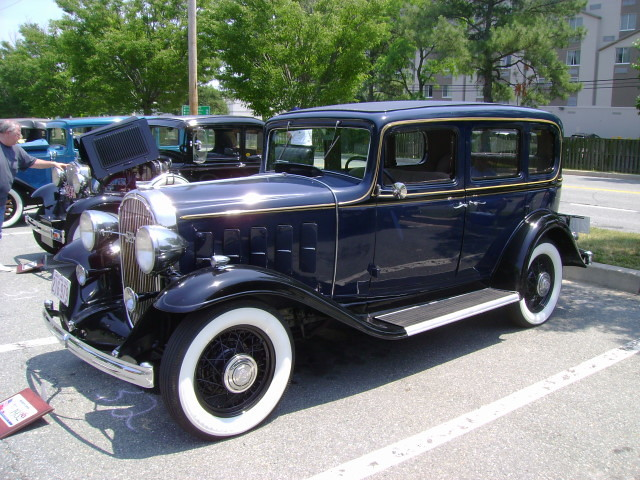 1932 Buick Model 57 Maryland Motor Vehicle