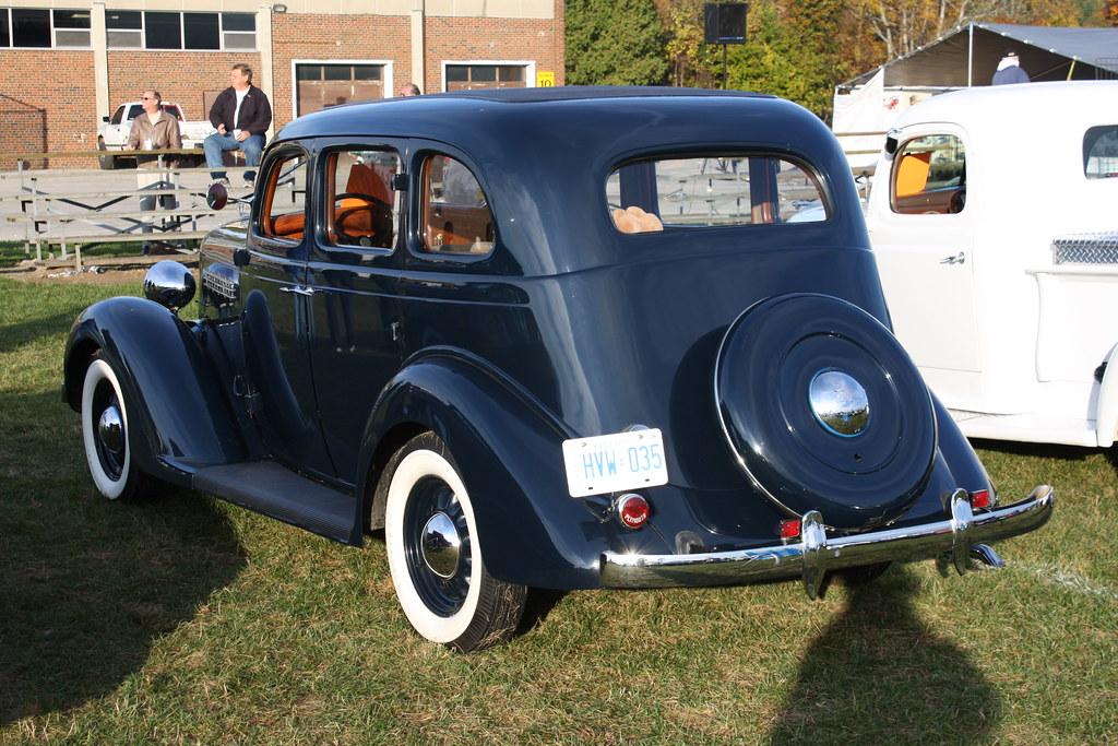 1935 plymouth deluxe pj 4 door richard spiegelman flickr for 1935 plymouth 2 door sedan