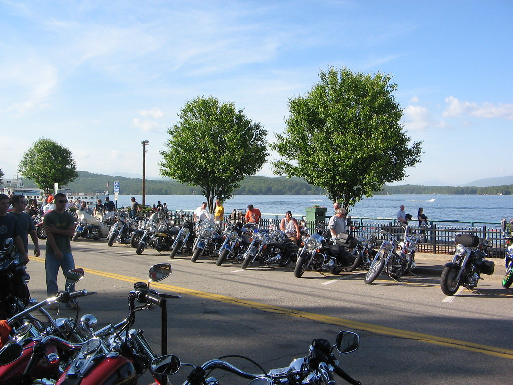Thanks laconia bike week weirs beach seems me