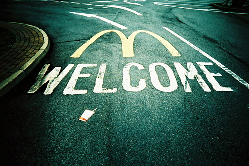 xpro Mcdonalds Welcome | by slimmer_jimmer