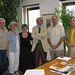 Family in Potenza with the Regional Commission of Lucanians Abroad