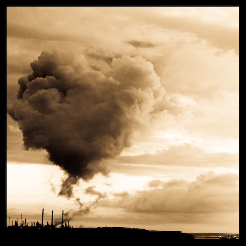 Polluted Heart | by Stefan Elf