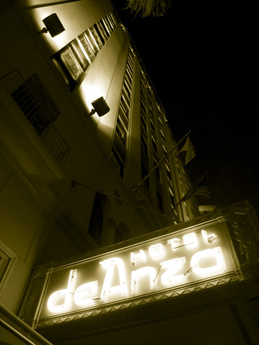 Hotel deAnza | by bryce_edwards