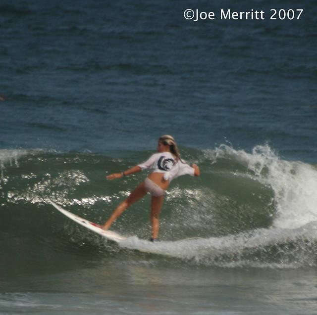 Virginia Beach Bikini Melina