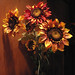 Classic Sunflower Fall Bouquet, Prescott, AZ