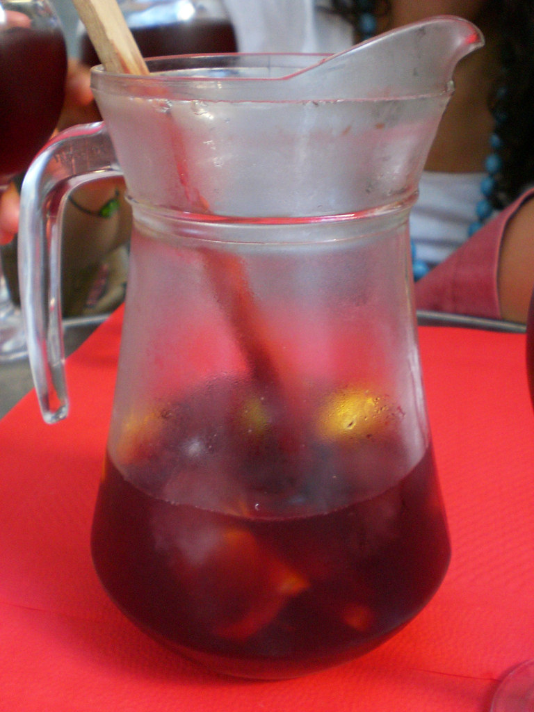 Sangria sangria is a spanish wine based cocktail a for White wine based cocktails