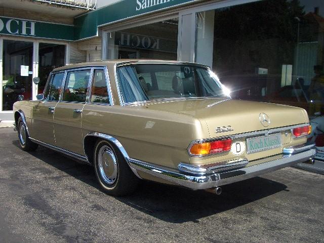 Mercedes benz 600 limousine 1972 for sale 2 mercedes for Mercedes benz limo for sale