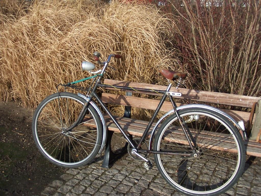 mein fahrrad mein gutes altes diamant touringrad von. Black Bedroom Furniture Sets. Home Design Ideas