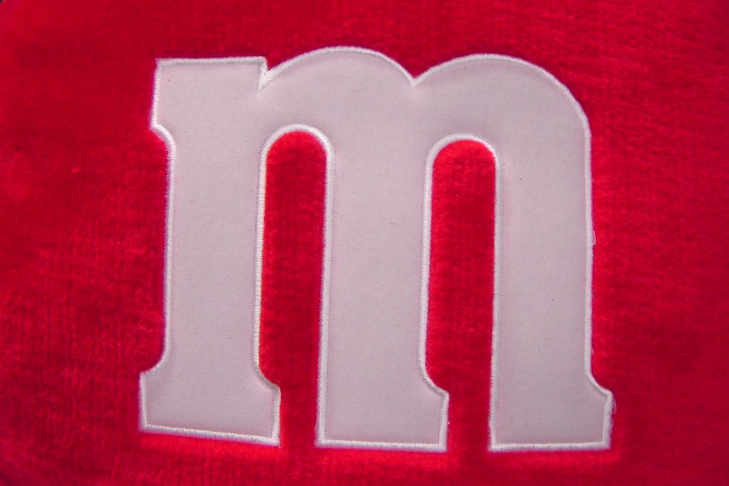 M Logo 3d The M in M&M | Moh...