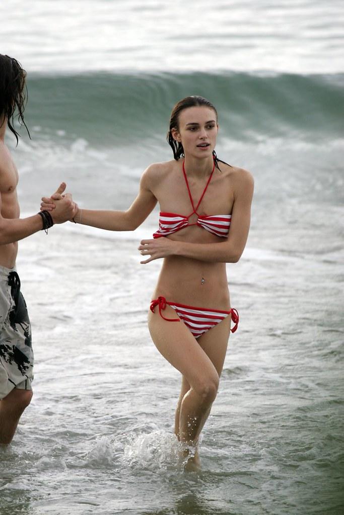 Kiera knightley bikini