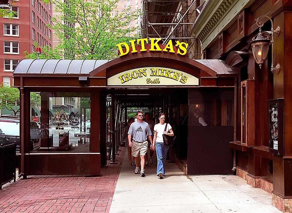 Mike Ditka Restaurant Chicago Dress Code