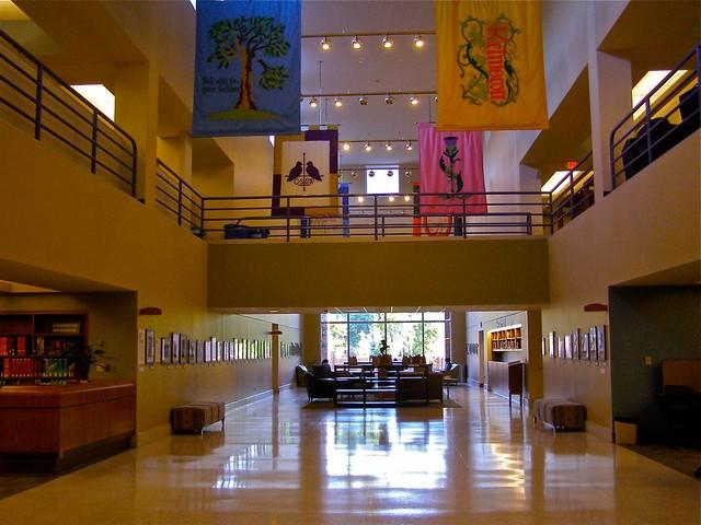 davis library unc chapel hill atrium the building. Black Bedroom Furniture Sets. Home Design Ideas