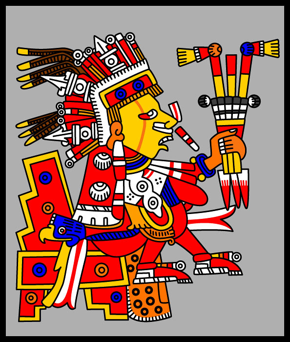 Xipe Totec - Codex Bor...