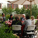 President's Circle luncheon after Commencement