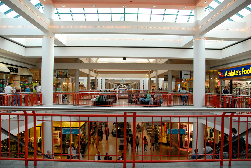 Carousel Mall | Syracuse, New York is the home of Carousel ...