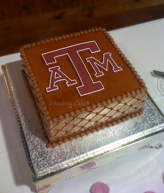 Texas A Amp M Grooms Cake Flickr Photo Sharing