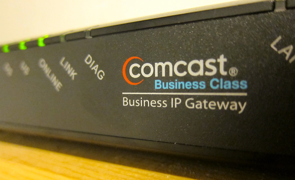 Rear View Camera >> comcast business IP gateway | Basically a crippled SMC box t… | Flickr